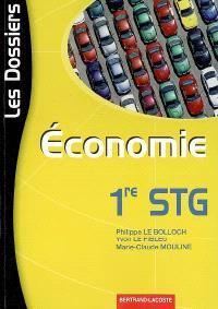 Economie 1re STG