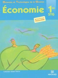 Economie 1re STG : nouveau programme
