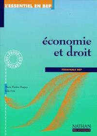Economie et droit, terminale BEP