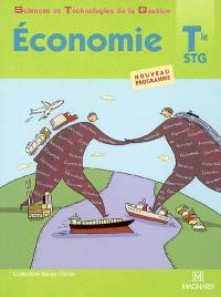Economie terminale STG : nouveau programme