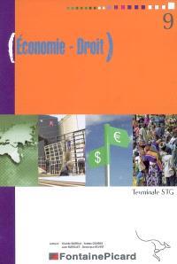 Economie-droit, terminale STG