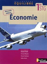 Economie, 1re STG