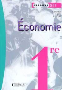 Economie, 1re STT