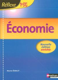 Economie, première STG : manuel élève