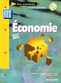 Economie, première STT