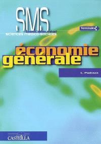 Economie, travaux dirigés, terminale SMS : feuillets détachables