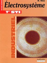 Electrosystème, terminale STI génie électrotechnique