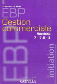 EPB gestion commerciale versions 7-7.5-8