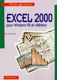 Excel 2000 pour Windows 95 et ultérieur
