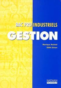 Gestion bac Pro industriels