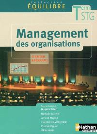 Management des organisations : Term STG