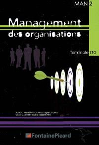 Management des organisations : terminale STG