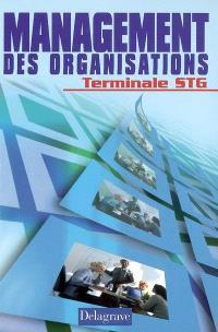 Management des organisations terminale STG