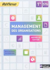 Management des organisations, première STG