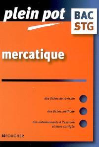 Mercatique bac STG