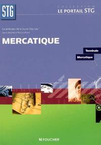Mercatique, STG terminale mercatique