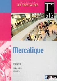 Mercatique, term STG