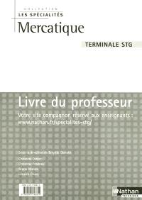 Mercatique, terminale STG