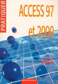 Pratiquer Access 97 et 2000