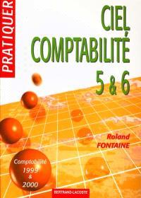 Pratiquer Ciel comptabilité 5 et 6 (solution Ciel 99 et 2000)