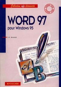 Word 97 pour Windows 95