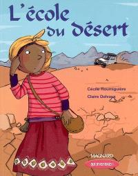 L'école du désert : CE1