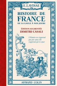 Histoire de France : cours élémentaire