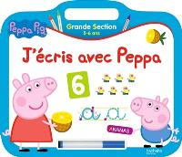 J'écris avec Peppa, grande section, 5-6 ans