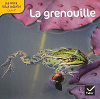La grenouille : cycle 2