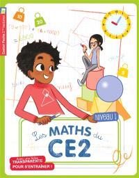 Les maths du CE2 : niveau 1