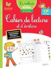 Cahier de lecture et d'écriture, CP, 6-7 ans