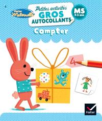 Compter : MS, 4-5 ans