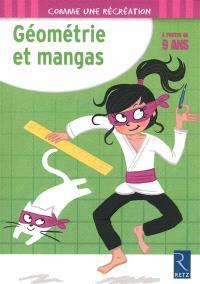 Géométrie et mangas : à partir de 9 ans