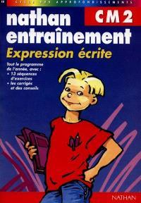 Expression écrite CM2