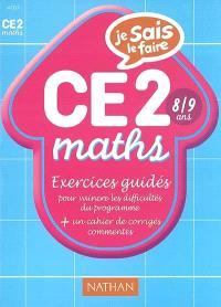 Maths CE2 : maths