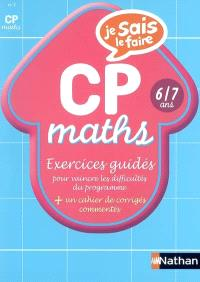 Maths CP : exercices