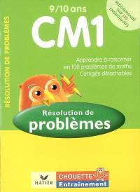 Résolution de problèmes CM1, 9-10 ans : problèmes et exercices - Jeanne Bia - Librairie Mollat ...