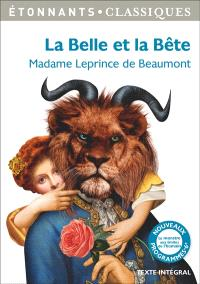 La Belle et la Bête : et autres contes : nouveaux programmes 6e