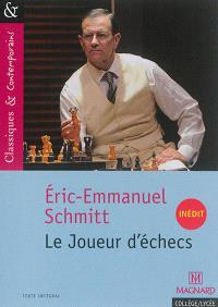 Le joueur d'échecs : adaptation théâtrale du Joueur d'échecs de Stefan Zweig