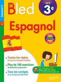 Le Bled : espagnol LV2 3e, 14-15 ans