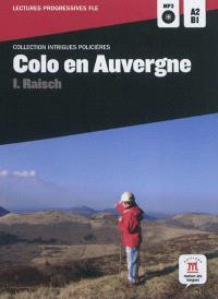 Colo en Auvergne : A2-B1