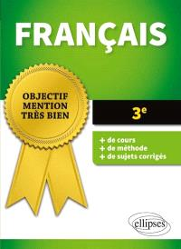 Français : 3e