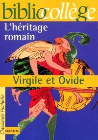 L'héritage romain : Virgile et Ovide