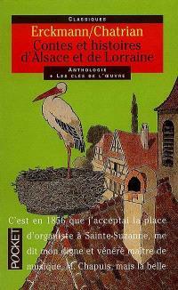 Contes et histoires d'Alsace et de Lorraine