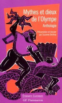Mythes et dieux de l'Olympe