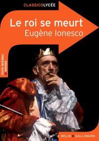 Le roi se meurt