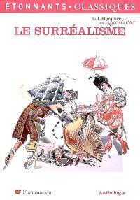 Le surréalisme : la littérature en questions
