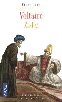 Zadig : et autres contes orientaux