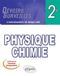 Physique chimie, 2nde : conforme au nouveau programme