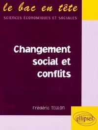 Changement social et conflits